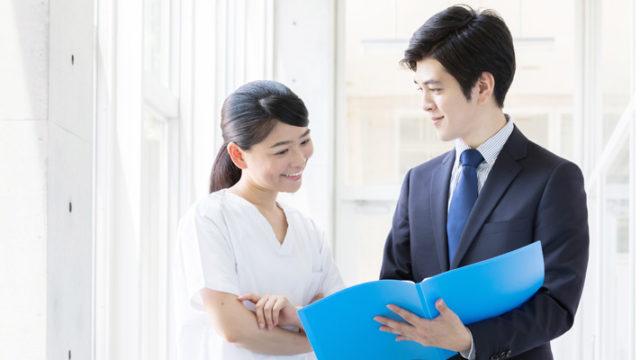 看護師とMRの恋愛はうまくいく?MRと付き合う魅力を解説