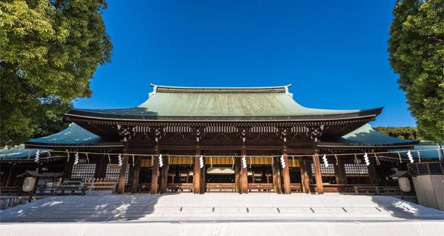 【東京都】明治神宮